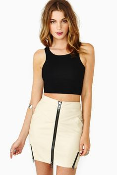 First Move Crop Top