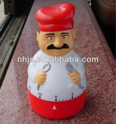 many color cooking mechanical kitchen timer/Kitchen timer Food Tips, Food Hacks, Kitchen Timers, Quality Kitchens, Cooking Timer, Kitchen Gadgets, Color, Unique, Furniture