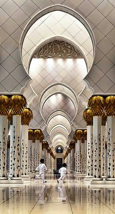 Shaik Zaid Mosque - Abo Dhabi - UAE