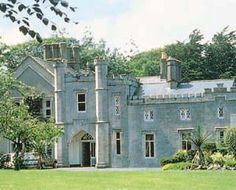 Abbey Hotel, Roscommon, Ireland ~ a lovely place to spend a few nights.