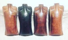 Výsledek obrázku pro Medieval leather craft flask hirotar Leather Craft, Flask, Riding Boots, Medieval, Crafts, Shoes, Fashion, Horse Riding Boots, Moda