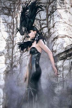 The Majestic Witch