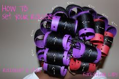 Fancy Flair Lady | Stylishly Ever After: How To: Set Your Rollers