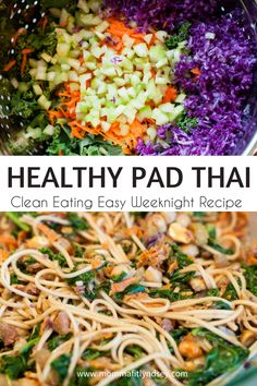 Clean Eating Asian Recipes #cleaneating #healthyrecipes #weeknightrecipes