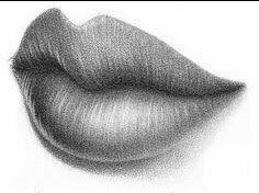 Tot-si-Nimic: Cum sa desenezi buzele într-un portret