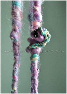 Merry's Synthetic Dreads really want this pony hehe :)