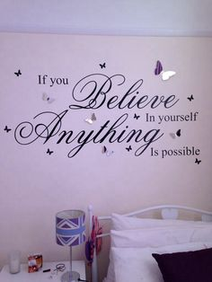 1000 images about bed room ideas on pinterest tumblr room tumblr quotes and quotes - Tumblr room quotes on wall ...