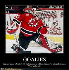goalie quotes - Google Search