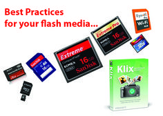 Solutions for flash media errors and failure - Klix digital picture recovery