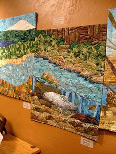 With Heart and Hands: Sisters Outdoor Quilt Show: Two Rivers