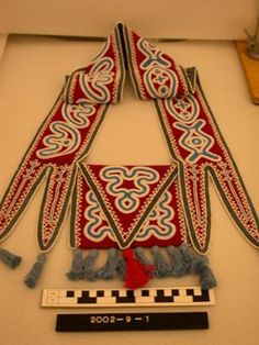Choctaw; Univ. of Pennsylvania Museum of Archeology and Anthropology