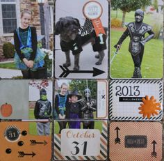 Project Life Theme Pack: Halloween
