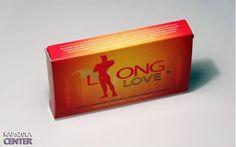 Long Love kapszula, hogy a korai magömlés messziről elkerülje! http://kapszulacenter.hu/long-love-ejakulacio-keslelteto-kapszula-4db