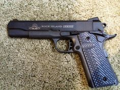 Rock island armory 1911 tactical.
