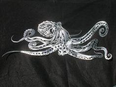 Sculptural Metal Art