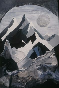 Mount Everest, Mountains, Abstract, Artwork, Nature, Travel, Voyage, Work Of Art, Viajes