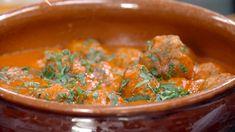 Spanske kjøttboller – albondigas
