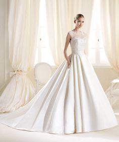 La Sposa 2014 menyasszonyi ruha - Iolanda
