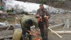 Spring bear hunt with Sergeyoutfitter
