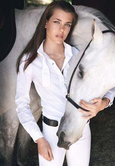 a classic white shirt  http://markdsikes.com/2013/02/11/timeless-classic-white-shirt-part-2/