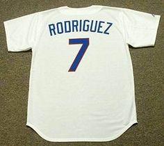 Ivan Rodriguez Texas Rangers Cooperstown Jerseys