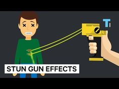 Here's how much damage a stun gun does to your brain and body - YouTube