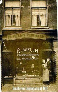 Jacob van Lennepstraat 1911