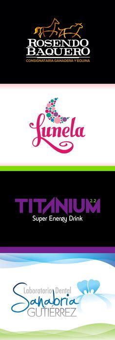 #RosendoBaquero #Lunela #Titanium #Odontologia #Marca #Branding #incrio