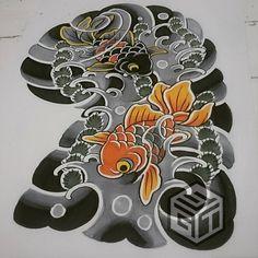 "ilikehorimono: "" #tattoo #drawing #artwork #art #Japanesetattoo…"