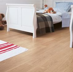 Quick step flooring for hall