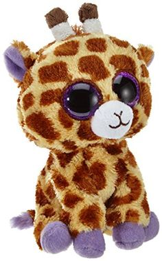 Ty Beanie Boos 36011 - Giraffa Safari di peluche 15 cm Ty http://www.amazon.it/dp/B003M7DPHI/ref=cm_sw_r_pi_dp_P6czvb0SNB4K3