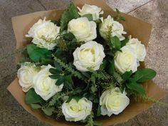 Flower delivery on Valentine's Day Chiswick by Pot Pourri Flowers, your local florist. Send roses bouquets champagne chocolates to your Valentine. Flowers For Valentines Day, Mothers Day Flowers, Send Roses, Local Florist, Some Ideas, Rose Bouquet, Flower Delivery, White Roses, March