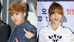 EXO Xiumin 시우민 joined AOA Jimin 지민 solo project!