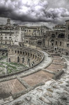 Trajan Markets #2 (Rome)   Flickr - Photo Sharing!