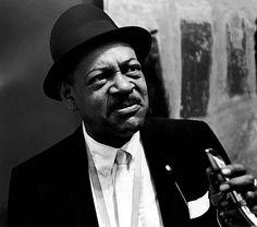 Jazz musician Coleman Hawkins.