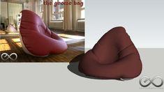 """Bean Bag """"The Gnome Bag"""" - Warehouse 3d Warehouse, Gnomes, Sofa, Couch Furniture, Bean Bag Chair, Mattress, Beans, Lounge, Pillows"""