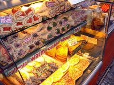 comidas em veneza