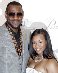 73f9e0912264 LeBron James and high school sweetheart girlfriend Savannah Brinson have  finally set a wedding date. After eight years of dating and a year after  being ...