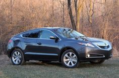 Auto Cars: 2010 Acura ZDX Free Wallpapers