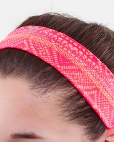 New ivivva headband (ivviva owned by lululemon for kids Soccer Headbands b9fcfa95dc3