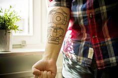 Camera Tattoo | Flickr - Photo Sharing!