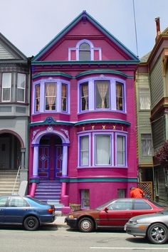 Painted Ladies - Top 10 attractions to visit in San Francisco