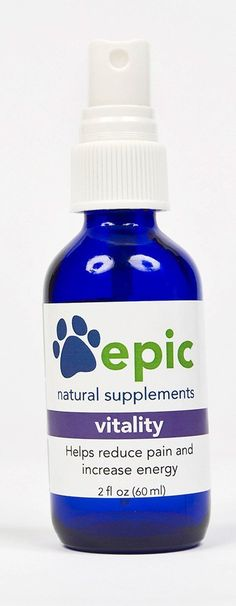 Vitality - Natural, Electrolyte, Odorless Pet Supplement that Improves and Maintains Excellent Pet Health -- Be sure to check out this awesome product. (This is an affiliate link and I receive a commission for the sales)