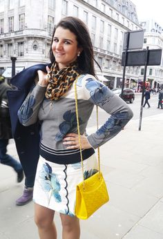 #londonfutiweek: mix de estampas    por Joana e | F-utilidades       - http://modatrade.com.br/londonfutiweek-mix-de-estampas