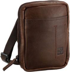 Bodenschatz Sierra Crossover Bag S Espresso - Umhängetasche