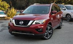 2017 Nissan Pathfinder Driven: Longing for the Jungle - https://carparse.co.uk/2016/08/08/2017-nissan-pathfinder-driven-longing-for-the-jungle-2/