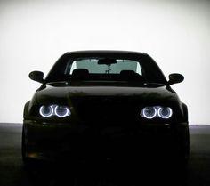 BMW E46 M3 dark