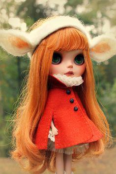 muñeca ovejita