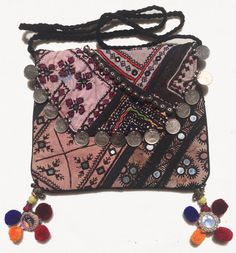Banjara Crossbody Bag Banjara Clutch Tribal Bag Gypsy Purse, Boho bag. SKU: banjara-48 on Etsy, $35.00