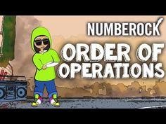 Order of Operations Song   PEMDAS Rap by NUMBEROCK - YouTube